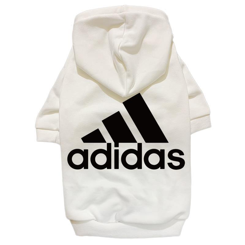 Adidas 3 Stripe Dog Hoodies