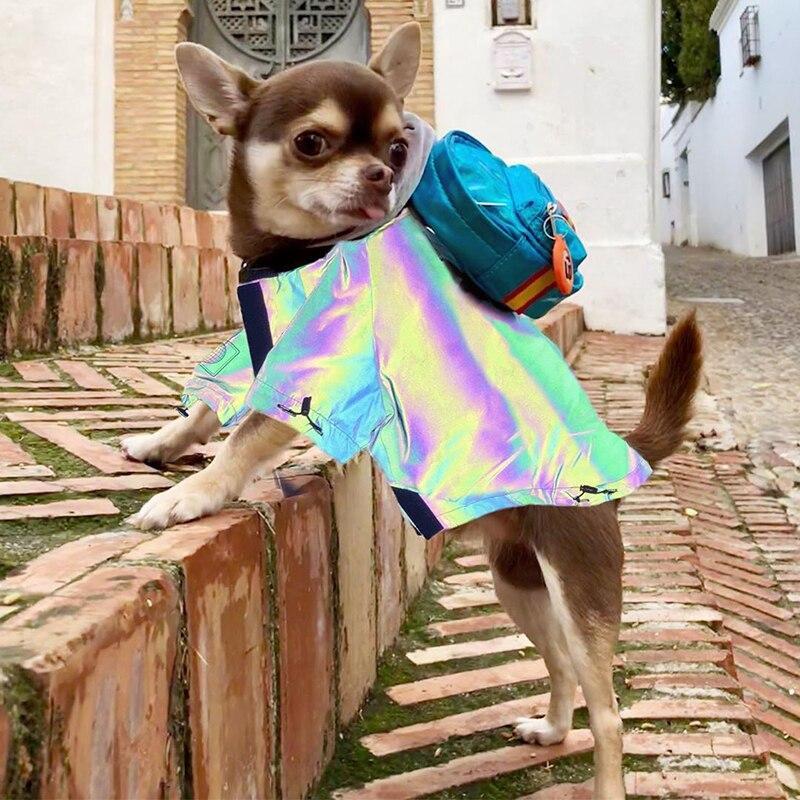 RFLKTV Dog Jacket