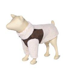 Monkey Fleece Dog Jacket