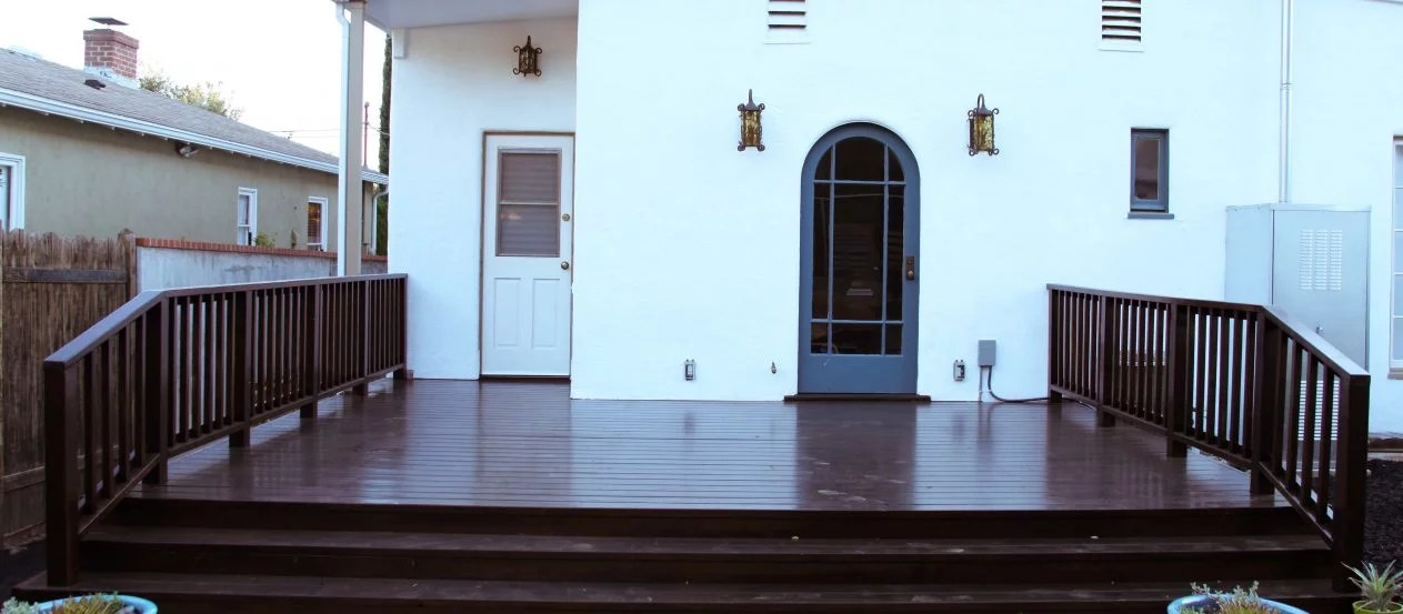 Deck| North Hollywood CA | Project NoHo