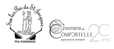Sur les Pas de Saint-Jacques de Compostelle