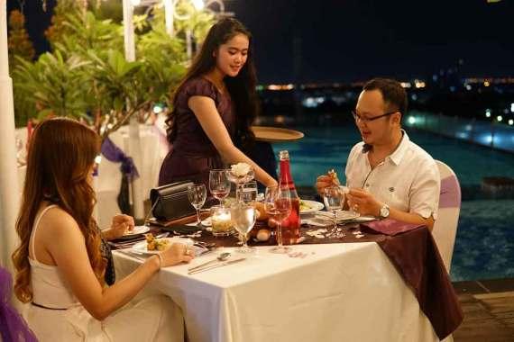 Western Papilio Hotel Sukses Gelar Romantic Valentine Dinner