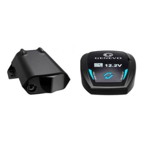 Genevo HDM+ GPS detector de radar de instalación