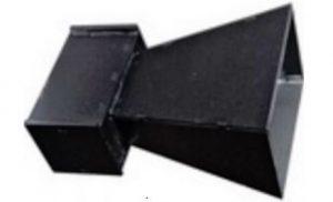 Cono amplificador para detectores de radar Beltronics y Escort