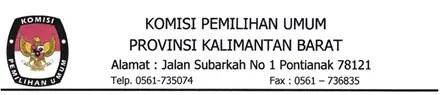 Kepala Surat Lembaga Pemerintahan
