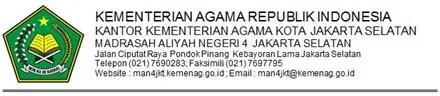 Kop Surat Madrasah