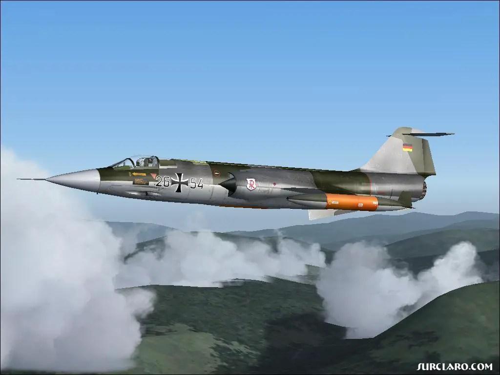 Fs2004 Gaf F104 5118 Surclaro Photos
