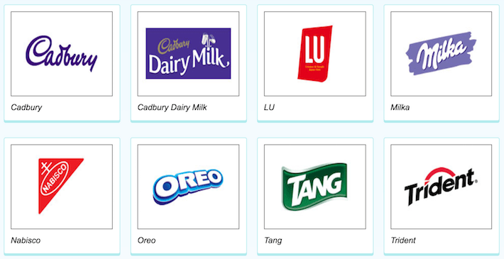 MDLZ Billion Dollar Brands