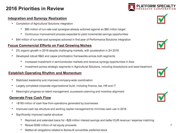 PAH 2016 Priorities in Review