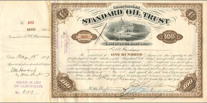 Street Name Why You Dont Actually Own Yours Sure – Stock Certificate Example