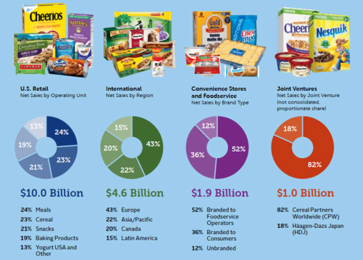 GIS General Mills Company Overview