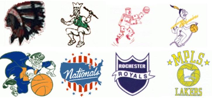 Old Nba Logo
