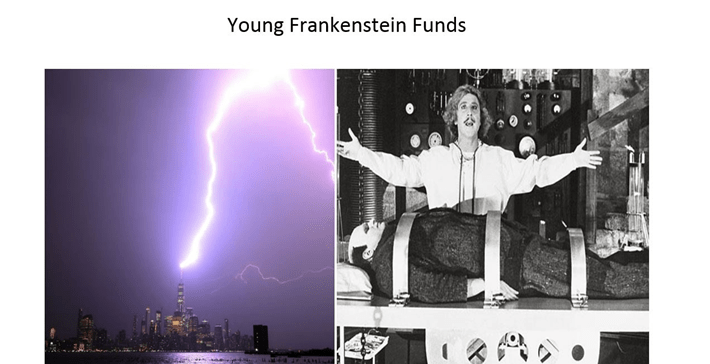 Young Frankenstein Funds