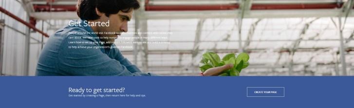empezar pagina facebook