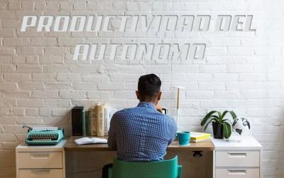 Aumentar la productividad del autónomo