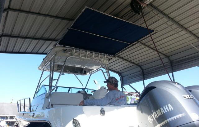 Robalo R305?resize=640%2C410 robalo boats r305 gets shade upgrade with aftermarket sureshade robalo 1820 wiring diagram at fashall.co