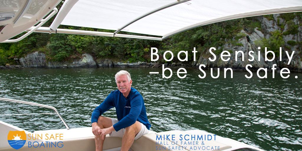 Sun Safe Boating