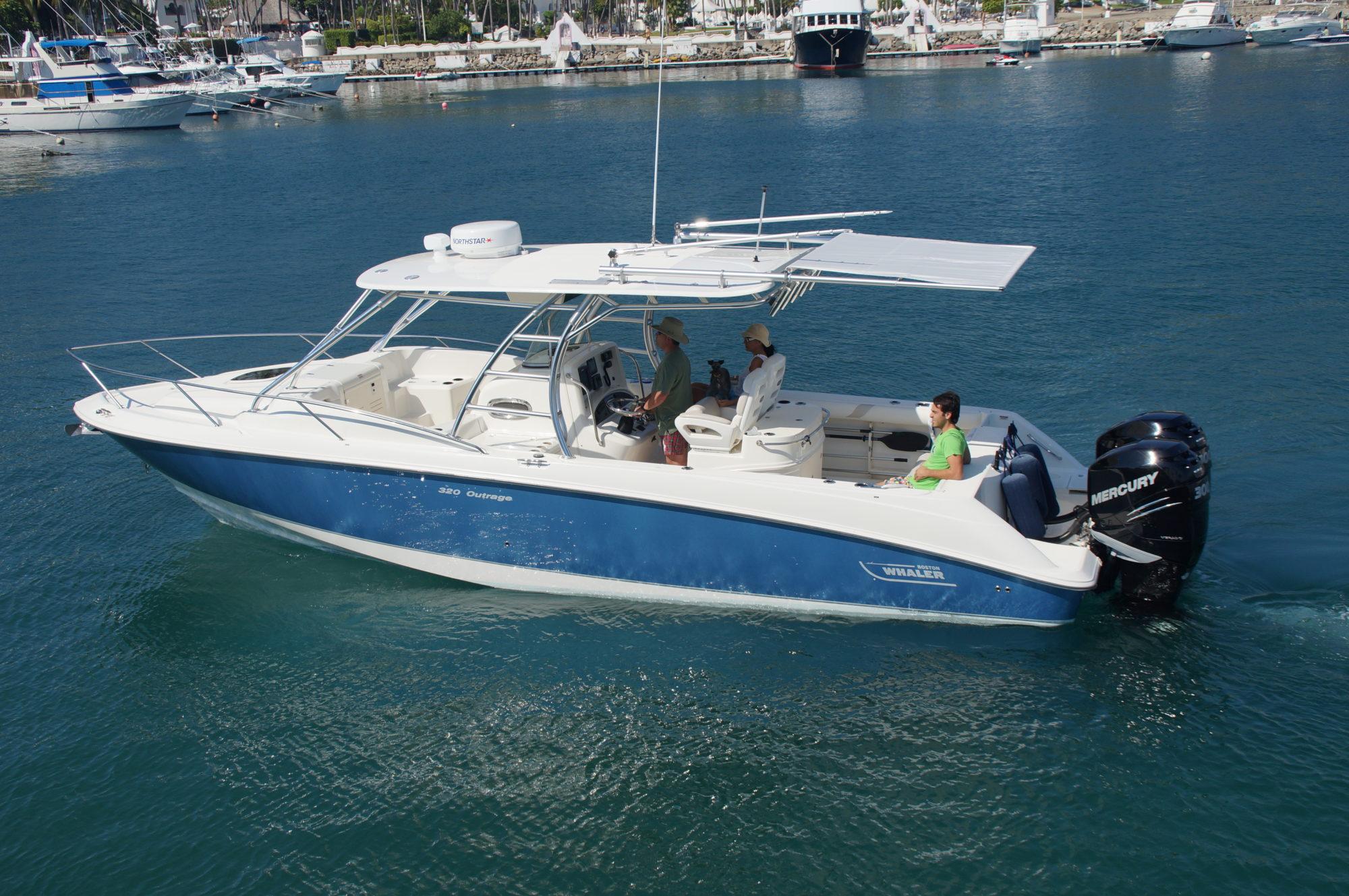 DIY Boat Shades
