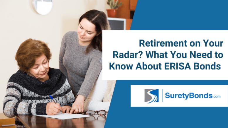 Retirement on your radar? __