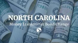 north carolina money transmitter