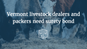 vermont livestock dealers