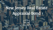 new jersey real estate appraisal company bond
