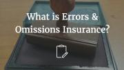 errors & omissions