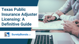 Texas Public Insurance Adjuster Licensing: A Definitive Guide