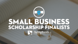 Suretybonds.com 2019 small business scholarship finalists announced