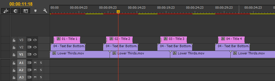After Effects CC Tính năng mới 09 - Tiêu đề Premiere Pro