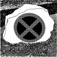 100-rock-sign