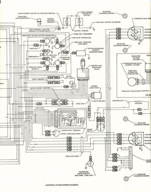 G838 Owner's Club • View topic  M151 Wiring diagram