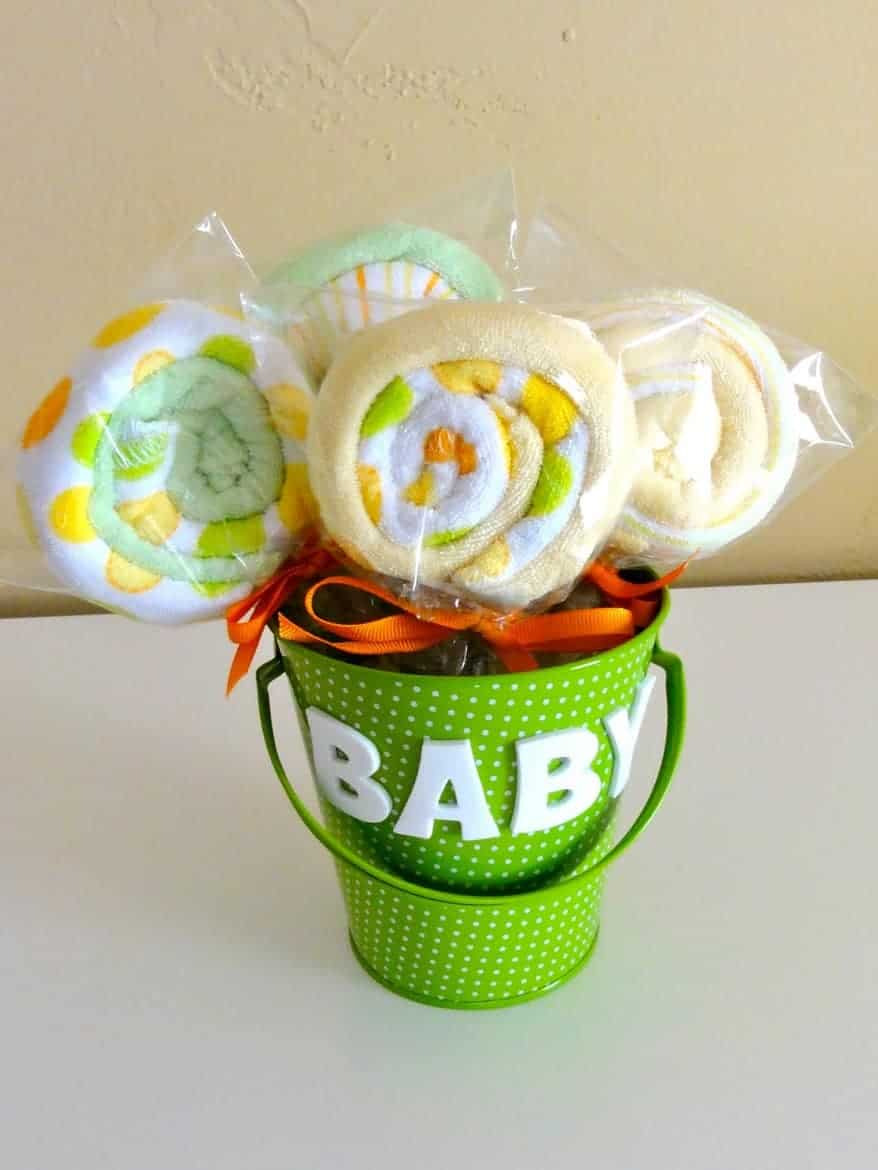 Great Diy Baby Shower T Ideas
