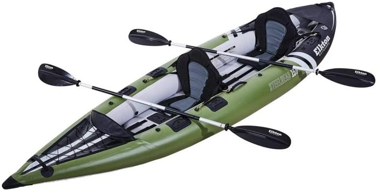 inflatable kayaks top 9