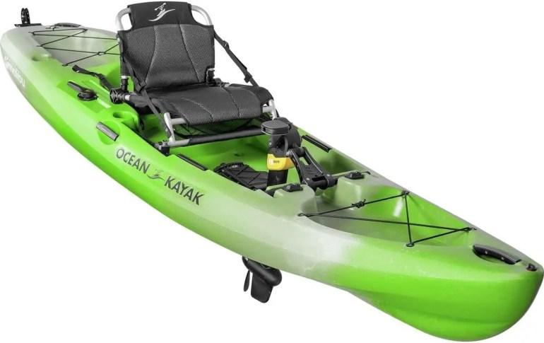 Pedal Kayaks Top 4