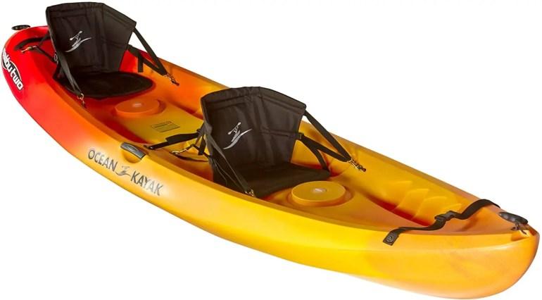 2 person tandem fishing kayaks top 5