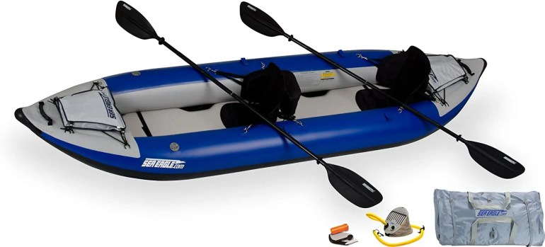 kayaks for big guys top 9