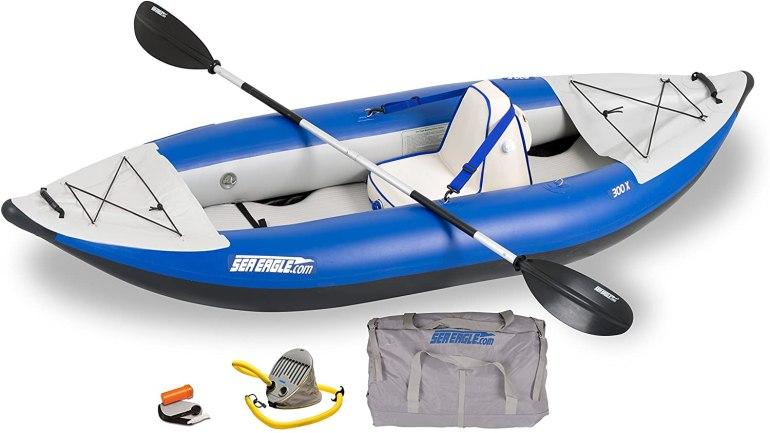 inflatable kayaks top 6