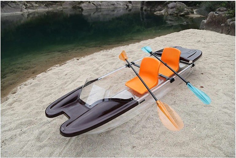 Motorized Kayaks Top 4
