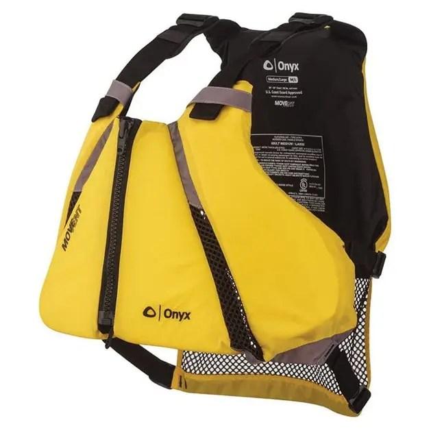 kayak life vests top 3