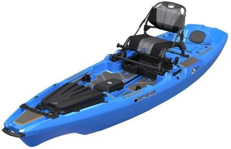 Pedal Drive and Motorized Fishing Kayaks Top 7