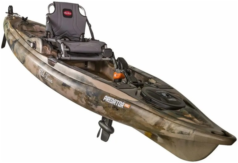 Pedal Drive and Motorized Fishing Kayaks Top 5