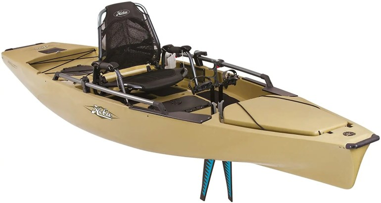 Pedal Drive and Motorized Fishing Kayaks Top 6