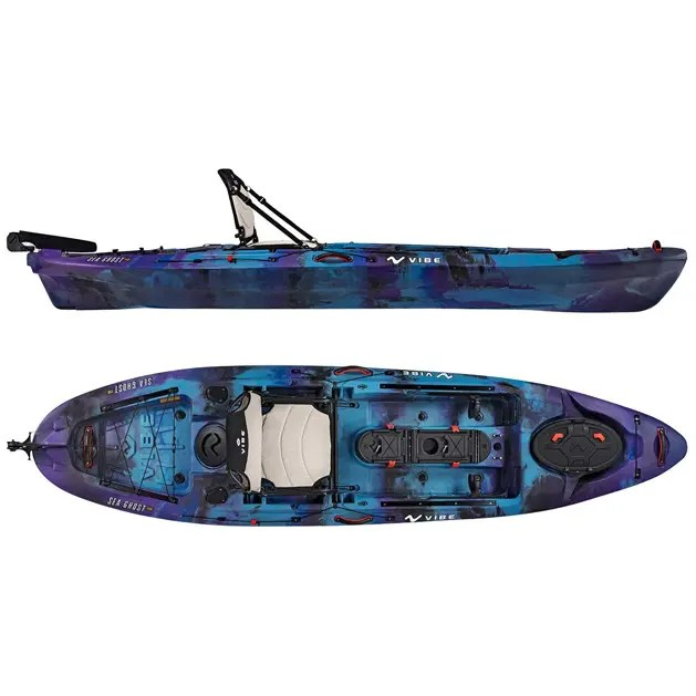 Pedal Drive and Motorized Fishing Kayaks Top 3
