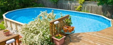 How to level your above ground pool