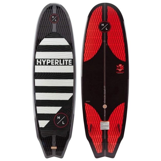 Wakesurf Board Top 1