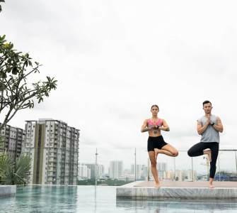 What is Aqua yoga