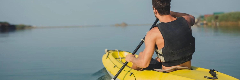 What size kayak do I need