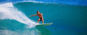 foam surfboard
