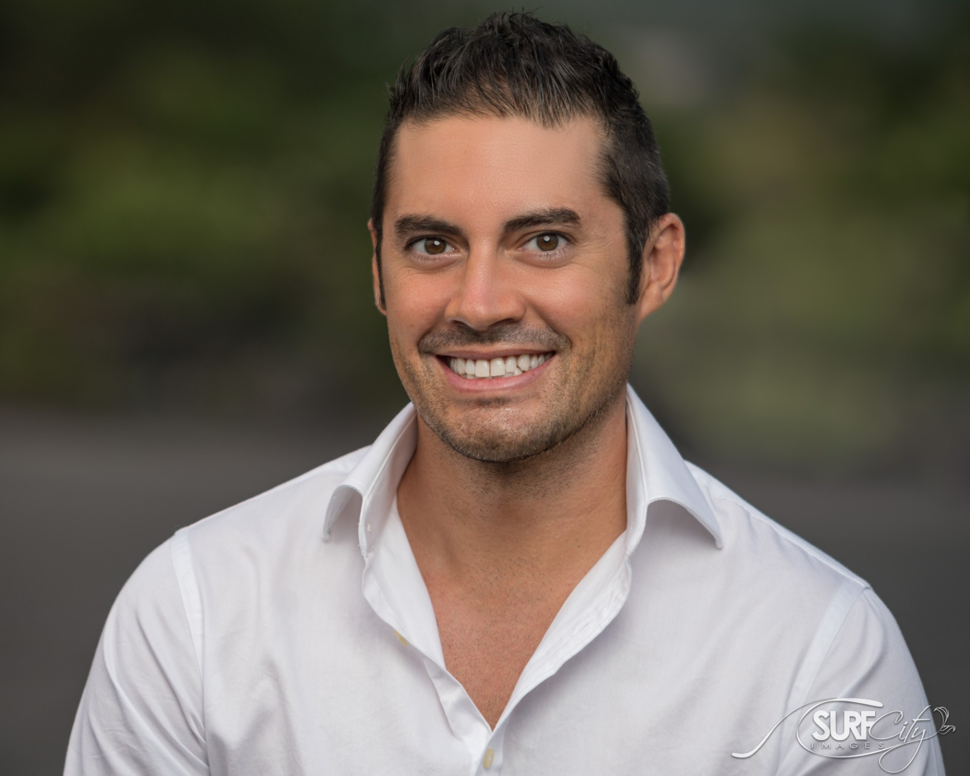 Kona Hawaii realtor headshots